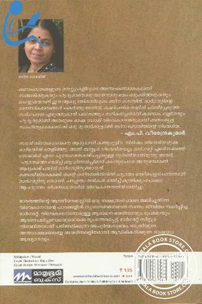 back image of NIVEDITHA