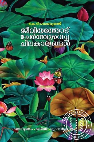 Jeevithathode Cherthuvacha Chila Karyangal