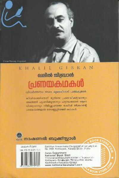 back image of Pranaya Kathakal